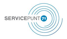 Servicepunt 71